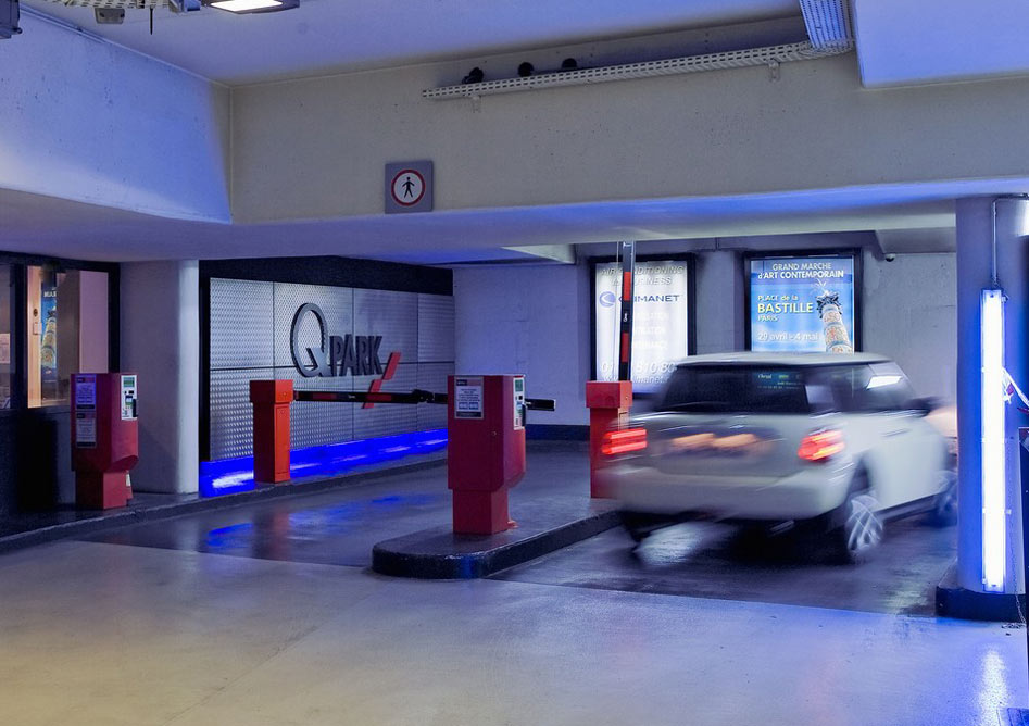Q-Park : location de places de parking