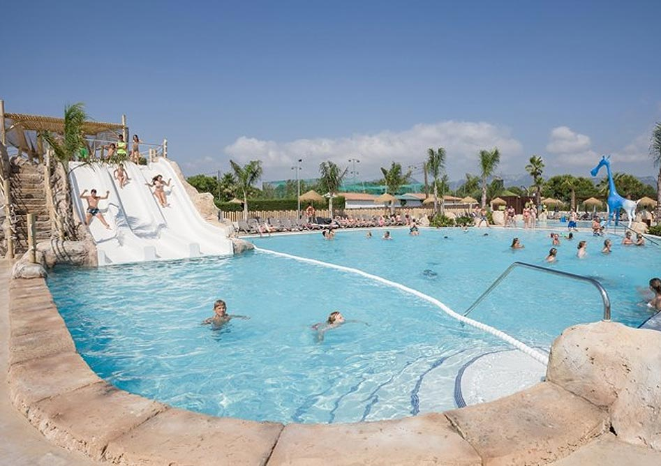 Camping and Co piscine